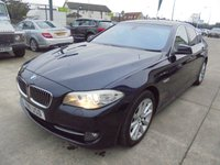USED 2011 11 BMW 5 SERIES 2.0 520D SE 4d 181 BHP Superb Condition, Finance Available No Fees, No Deposit Necessary