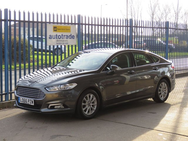 USED 2017 66 FORD MONDEO 1.5 TITANIUM ECONETIC TDCI 5d 114 BHP sat nav ULEZ COMPLIANT Ulez compliant Finance arranged Part exchange available Open 7 days