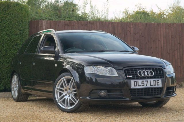 2008 57 AUDI A4 2.0 TFSI S line Special Edition 5dr ESTATE (2008)