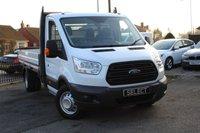 2015 FORD TRANSIT 2.2 350 SHR P/V 124 BHP £12250.00