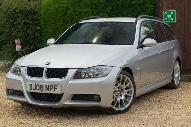 2008 08 BMW 3 SERIES 2.0 320d M Sport Edition Touring 5dr ESTATE (2008)