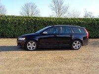 2010 VOLVO V50 2.0 D R-DESIGN 5d 136 BHP £4150.00