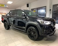 USED 2020 69 TOYOTA HILUX Invincible X Auto (New Model)