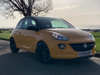 USED 2019 69 VAUXHALL ADAM 1.2 GRIFFIN 3d 69 BHP NO DEPOSIT FINANCE AVAILABLE