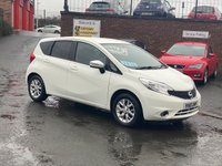 2015 NISSAN NOTE 1.2 ACENTA 5d 80 BHP £6550.00