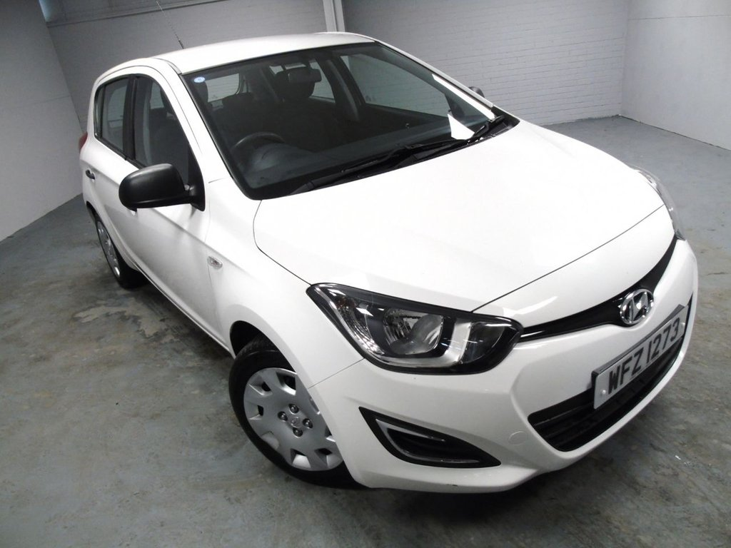 USED 2014 HYUNDAI I20 1.2 CLASSIC 5d 84 BHP £100 a month, T&Cs apply.