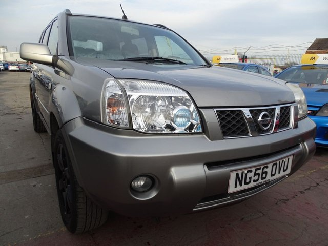 USED 2007 56 NISSAN X-TRAIL 2.2 COLUMBIA DCI 5d 135 BHP GREAT SPEC