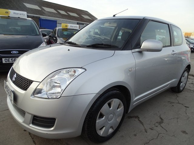 USED 2010 59 SUZUKI SWIFT 1.3 GL 3d 91 BHP CHEAP INSURANCE AND TAX