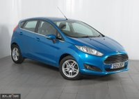 USED 2013 13 FORD FIESTA 1.2 ZETEC 5d 81 BHP Call us for Finance