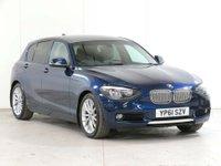 2011 BMW 1 SERIES 2.0 118d Urban Sports Hatch (s/s) 5dr £6389.00
