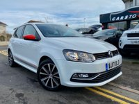 USED 2017 17 VOLKSWAGEN POLO 1.2 TSI BlueMotion Tech Beats (s/s) 5dr PRIVACY! BEATS AUDIO! LOW MLS