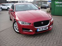 USED 2018 18 JAGUAR XE 2.0 PRESTIGE 4d 198 BHP ANY PART EXCHANGE WELCOME, COUNTRY WIDE DELIVERY ARRANGED, HUGE SPEC