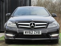 USED 2012 62 MERCEDES-BENZ C-CLASS 2.1 C250 CDI BLUEEFFICIENCY AMG SPORT 2d 204 BHP