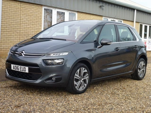 2016 16 CITROEN C4 PICASSO 1.6 BLUEHDI EXCLUSIVE 5d 118 BHP