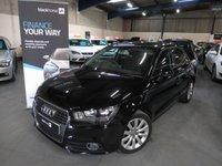 2014 AUDI A1 1.4 TFSI SPORT 3d 122 BHP £8690.00