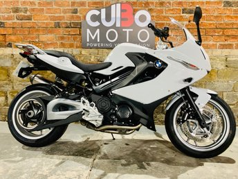 2018 BMW F800GT 798cc £7290.00