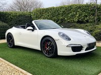 USED 2012 12 PORSCHE 911 3.8 CARRERA S PDK 2d 400 BHP A Superb Low Mileage Example with Full Porsche Service History and an Impressive List of Features. Presented in Carrera White with Sports Chrono Pack Plus, Switchable Sports Exhaust and PASM Porsche Active Suspension Management. Features Include 19 Inch Gloss Black Alloy Wheels, Full Black Leather Interior, Heated Sports Seats with Memory Function, Contrast Stitch & Guards Red Seat Belts, Front & Rear Park Distance Control, PCM - Satellite Navigation, Bluetooth Connectivity,Sports Steering Wheel