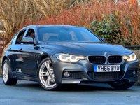 USED 2017 66 BMW 3 SERIES 2.0 320D M SPORT 4d 188 BHP