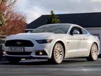 USED 2018 68 FORD MUSTANG 5.0 GT 2d 410 BHP