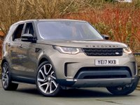 USED 2017 17 LAND ROVER DISCOVERY 3.0 TD6 FIRST EDITION 5d 255 BHP