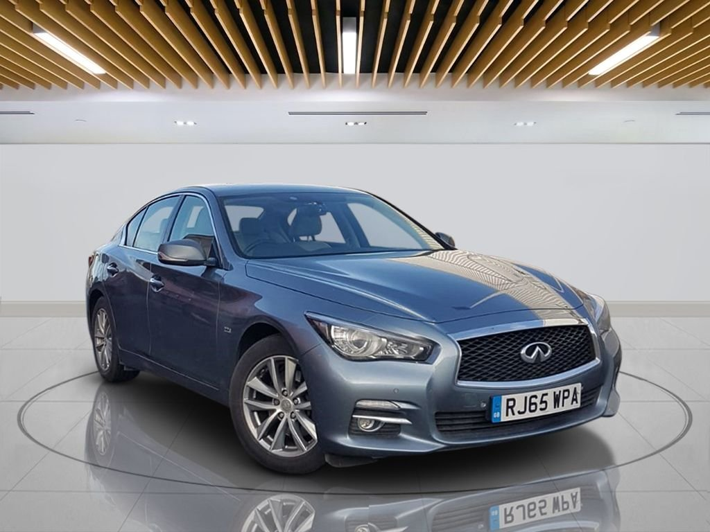 View our INFINITI Q50