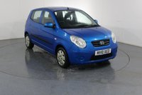 USED 2010 10 KIA PICANTO 1.1 STRIKE 5d 64 BHP 2 OWNERS with 10 Stamp SERVICE HISTORY