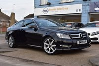 USED 2013 13 MERCEDES-BENZ C CLASS 2.1 C220 CDI BLUEEFFICIENCY AMG SPORT 2d 170 BHP CAR FINANCE APPROVAL IN UNDER A MINUTE