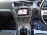 USED 2014 14 VOLKSWAGEN GOLF 1.6 TDI SE (s/s) 5dr Nav, Phone, F&R-Sensors, DAB