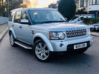 2010 LAND ROVER DISCOVERY 3.0 TD V6 XS 4X4 5dr £10375.00