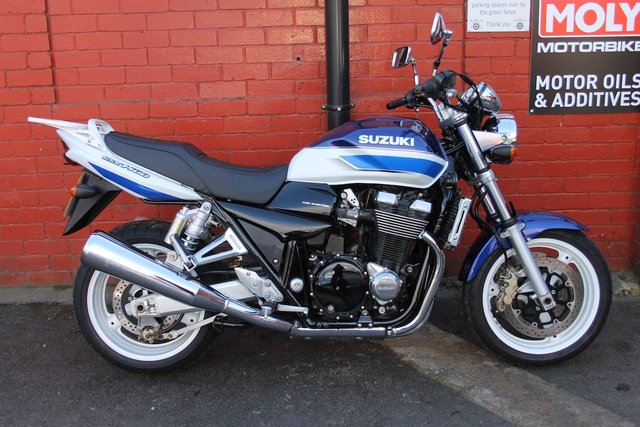 USED 2001 51 SUZUKI GSX 1400 K2  A Stunning Example Of A GSX 1400, Finance Available.
