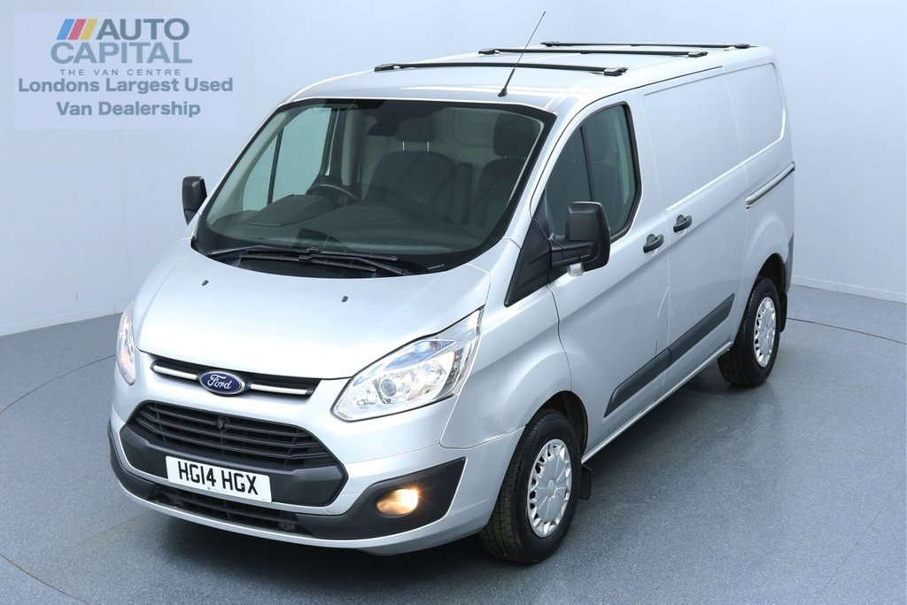 USED 2014 14 FORD TRANSIT CUSTOM 2.2 310 TREND L1 H1 124 BHP  PARKING SENSORS | REAR TOW FITTED