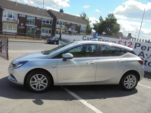 USED 2015 65 VAUXHALL ASTRA 1.6 TECH LINE CDTI 5d 108 BHP ***JUST ARRIVED...TEST DRIVE TODAY***NO DEPOSIT DEALS