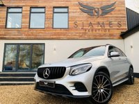 USED 2016 16 MERCEDES-BENZ GLC-CLASS 2.1 GLC 250 D 4MATIC AMG LINE PREMIUM PLUS 5d 201 BHP