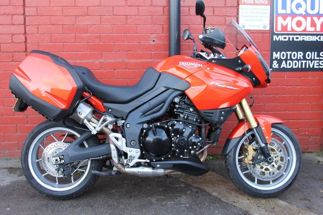 USED 2011 TRIUMPH TIGER 1050 ABS *Arrow Exhaust, 12mth Mot, 3mth Warranty, FSH* A Great All Round Bike, Finance Available.