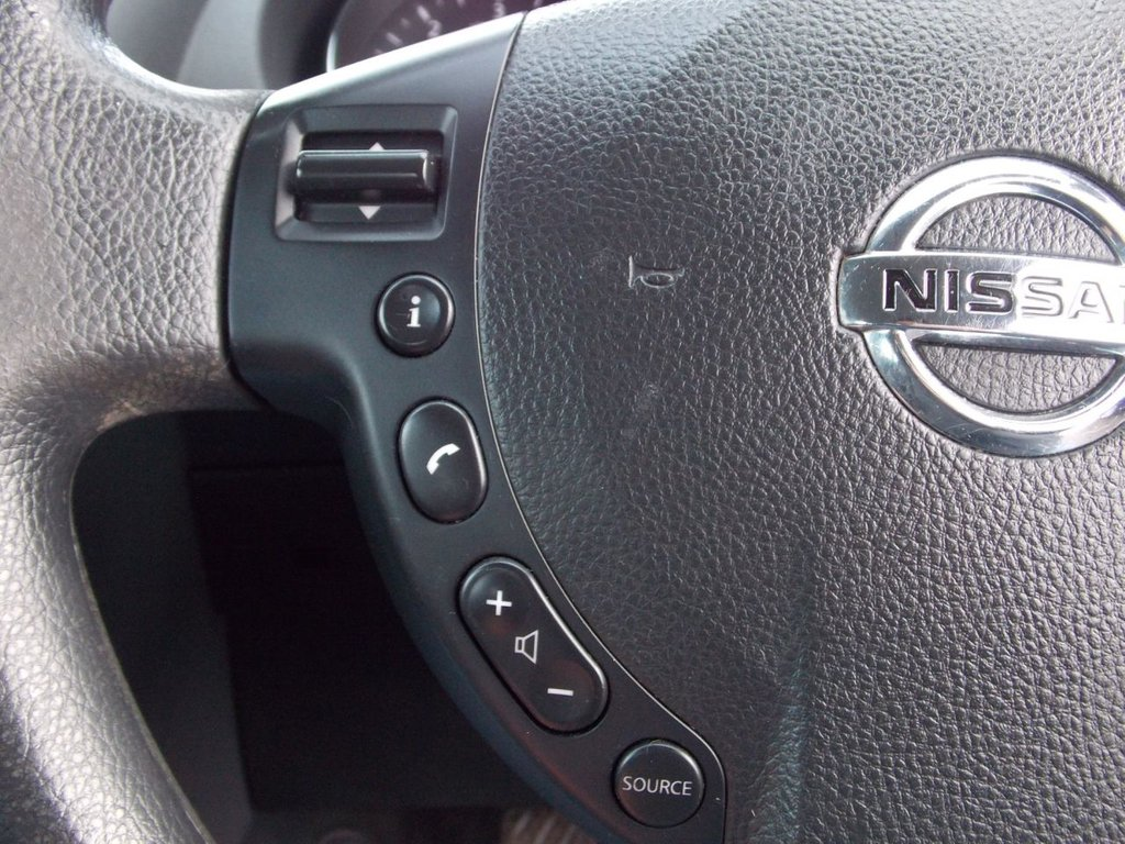 USED 2010 10 NISSAN QASHQAI 1.5 VISIA PURE DRIVE DCI 5d 105 BHP
