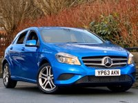 USED 2014 63 MERCEDES-BENZ A CLASS 1.5 A180 CDI BLUEEFFICIENCY SPORT 5d 109 BHP