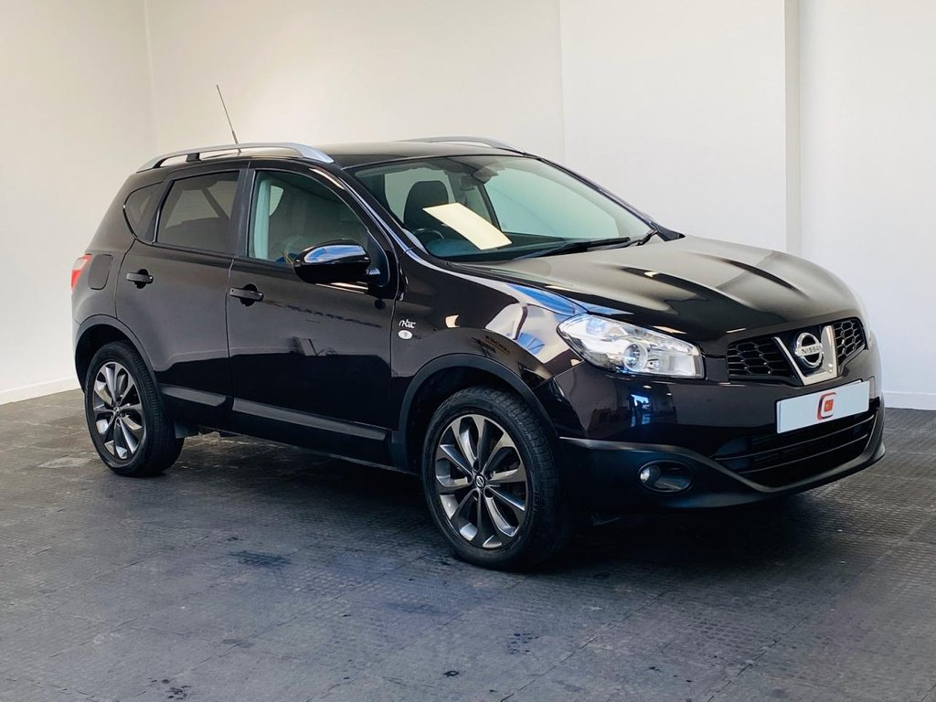 USED 2011 61 NISSAN QASHQAI 1.5 N-TEC DCI  5d 110 BHP LOW MILES + SERVICE HISTORY + OPENING PAN ROOF + SAT NAV + CRUISE CONTROL