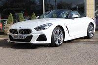 2019 BMW Z4 2.0 Z4 SDRIVE20I M SPORT 2d AUTO 195 BHP £29886.00