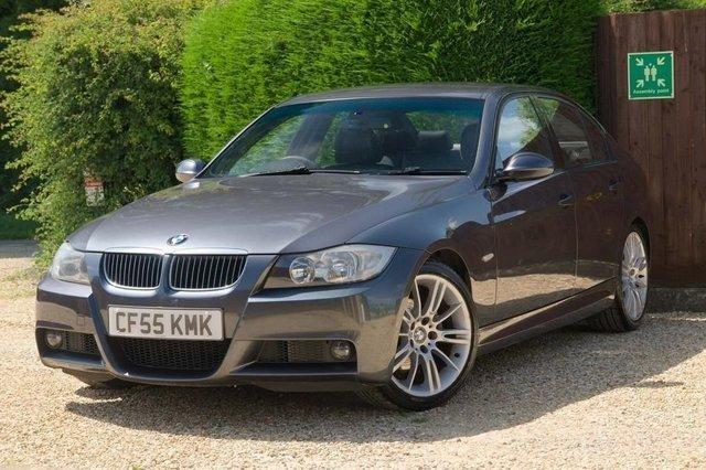 2005 55 BMW 3 SERIES 2.5 325i M Sport 4dr SALOON (2005)