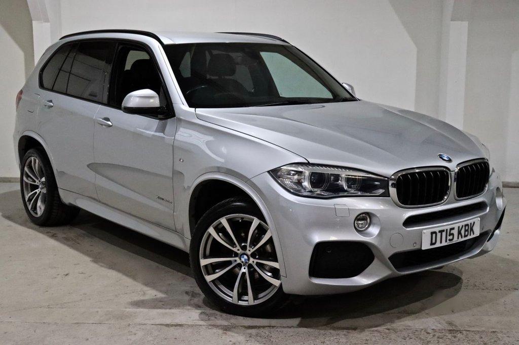USED 2015 15 BMW X5 3.0 XDRIVE30D M SPORT 5d 255 BHP