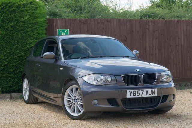 2007 57 BMW 1 SERIES 2.0 118i M Sport 3dr HATCHBACK (2007)