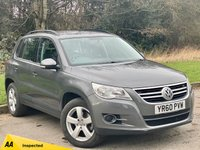 USED 2010 60 VOLKSWAGEN TIGUAN 2.0 S TDI 4MOTION DSG 5d 138 BHP CAMBELT AND WATER PUMP CHANGED 8/17
