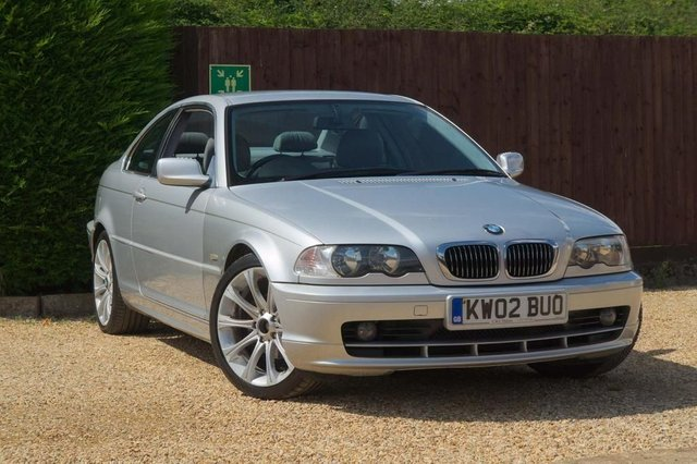 2002 02 BMW 3 SERIES 2.2 320Ci SE 2dr COUPE (2002)