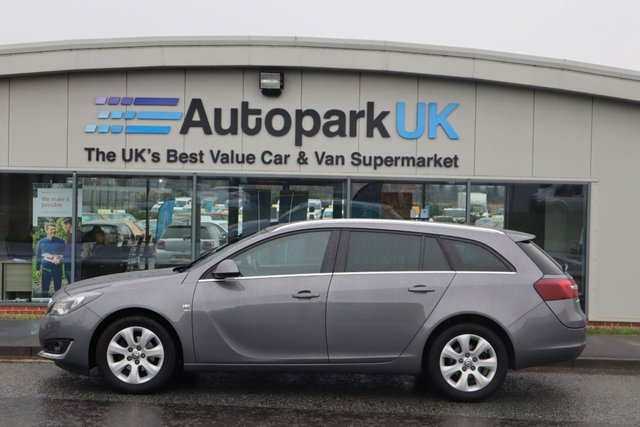USED 2016 66 VAUXHALL INSIGNIA 1.6 SRI NAV CDTI 5d 134 BHP LOW DEPOSIT OR NO DEPOSIT FINANCE AVAILABLE