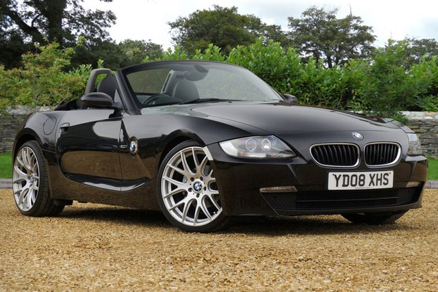 2008 08 BMW Z4 2.0 i Sport Roadster 2dr CONVERTIBLE (2008) Petrol Manual