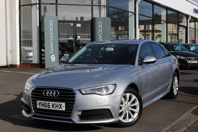 USED 2016 66 AUDI A6 SALOON 2.0 TDI ultra SE Executive S Tronic (s/s) 4dr