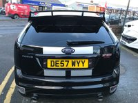 USED 2007 57 FORD FOCUS 2.5 ST 500 3d 225 BHP