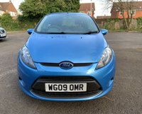 USED 2009 09 FORD FIESTA 1.2 STYLE PLUS 5d 81 BHP