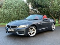 USED 2014 64 BMW Z4 2.0 Z4 SDRIVE20I M SPORT ROADSTER 2d 181 BHP M SPORT, LOW MILES,HEATED RED LEATHER SEATS, PRO HIFI, XENON HEAD LIGHTS, STUNNING EXAMPLE, PX WELCOME FINANCE AVAILABLE!!!
