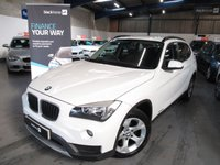 USED 2014 63 BMW X1 2.0 SDRIVE18D SE 5d 141 BHP